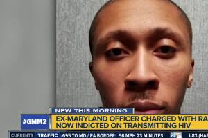 Former police officer charged with raping woman, exposing her to HIV