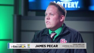 Excellence in Education: JamesPecar