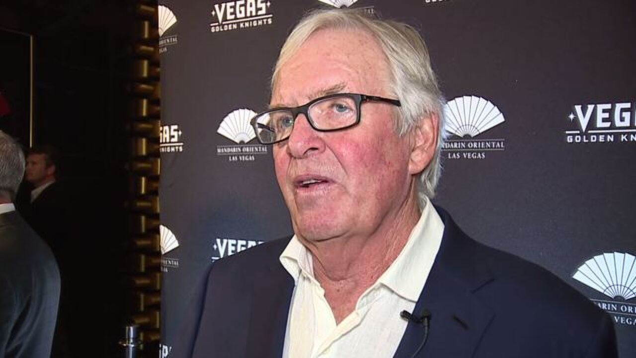 Golden Knights owner comments on coaching search