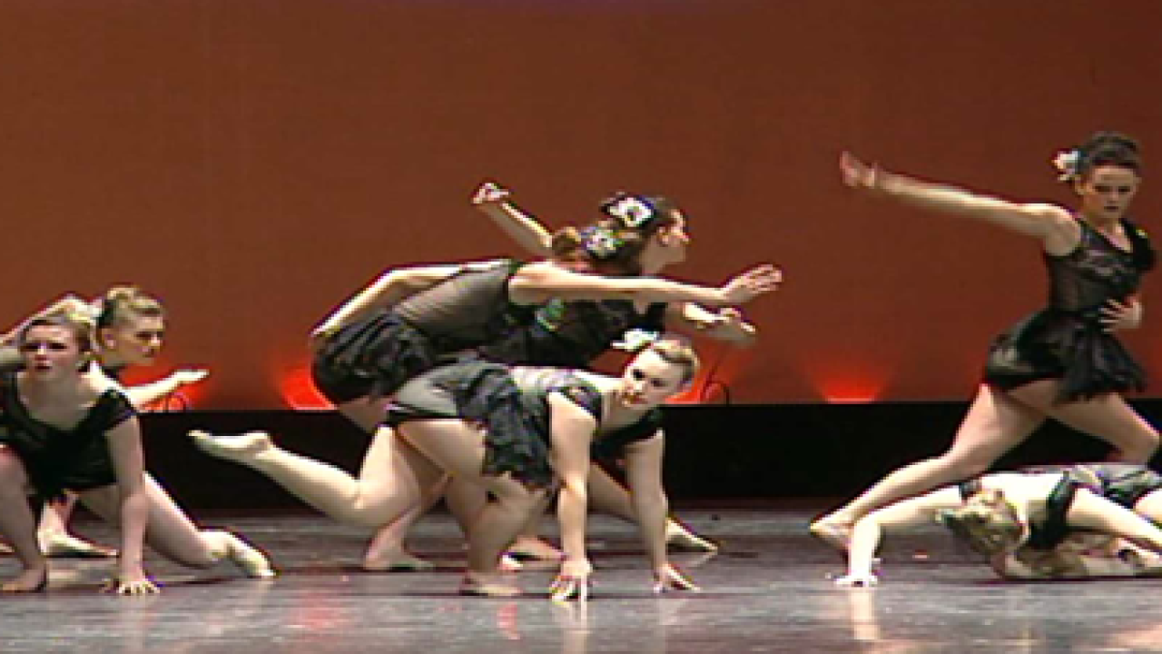 Local dancers show off talent for charity