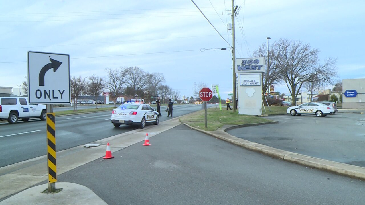 VDOT will conduct pedestrian safety study after latest Hull Street Roaddeath