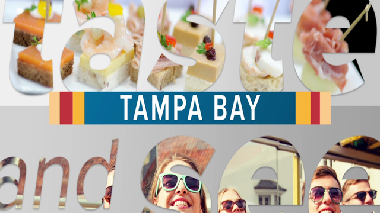 Introducing Taste & See Tampa Bay