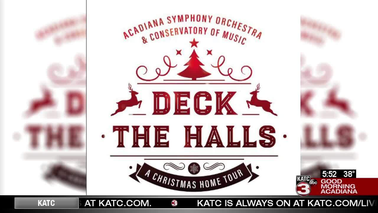 Deck the Halls Christmas Tour