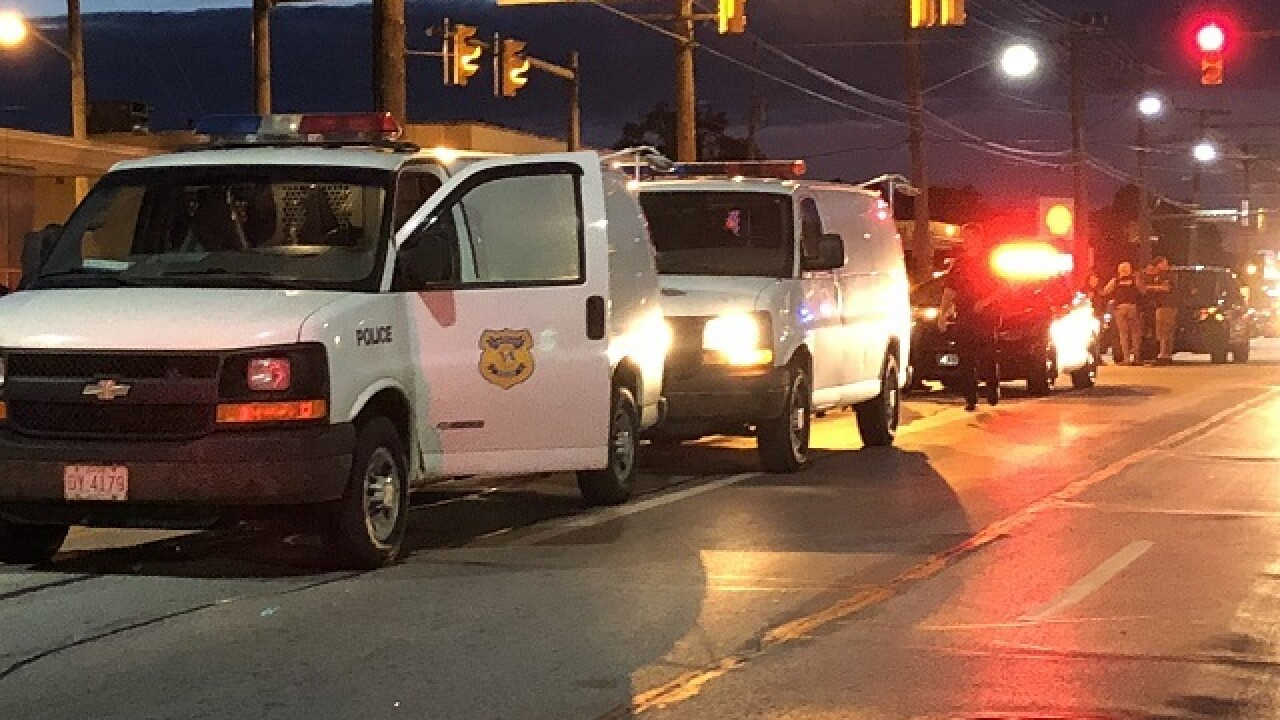 9 year-old girl killed on Cleveland's east side