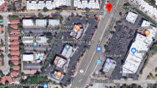 Active shooter situation at restaurant on Oracle road