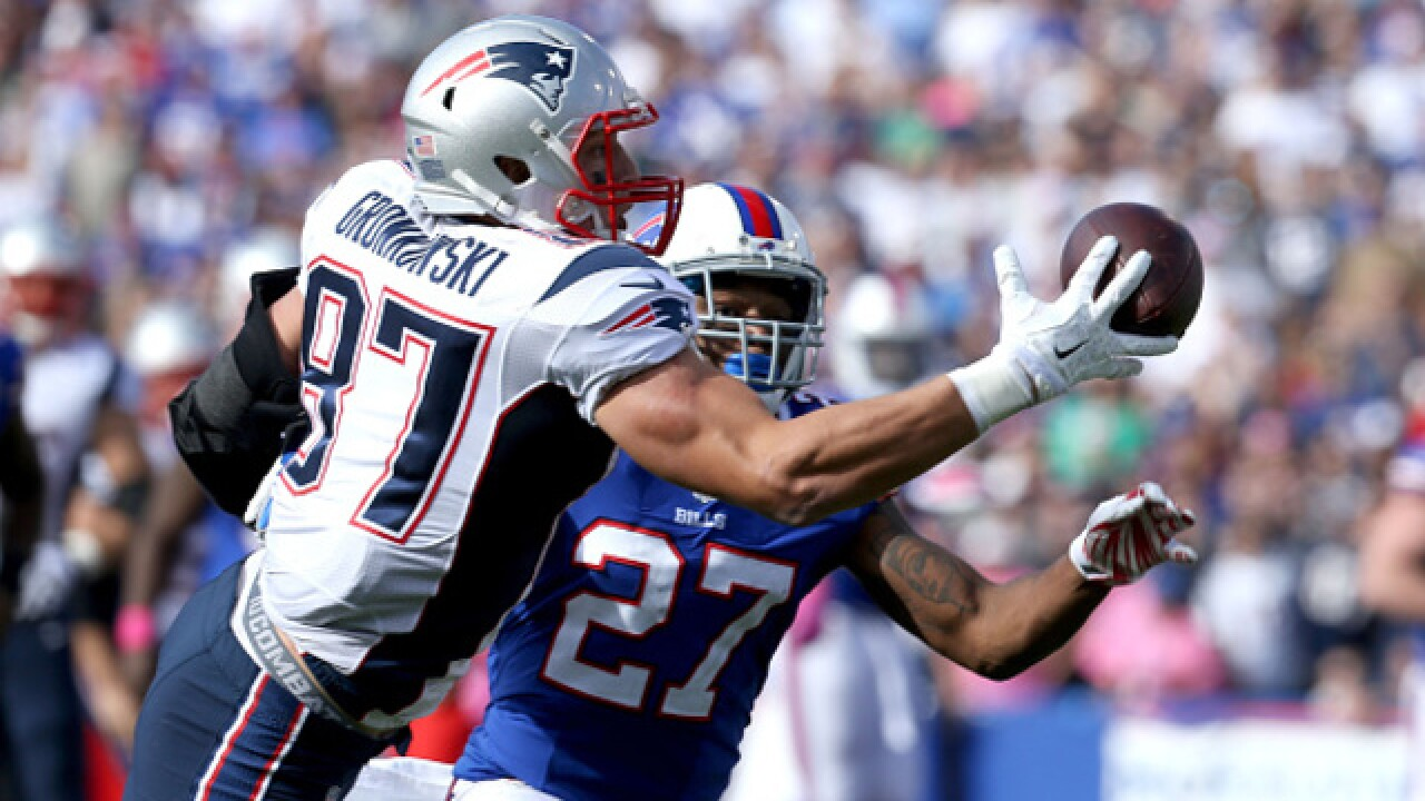 Joe B: 5 things to watch in Bills - Patriots