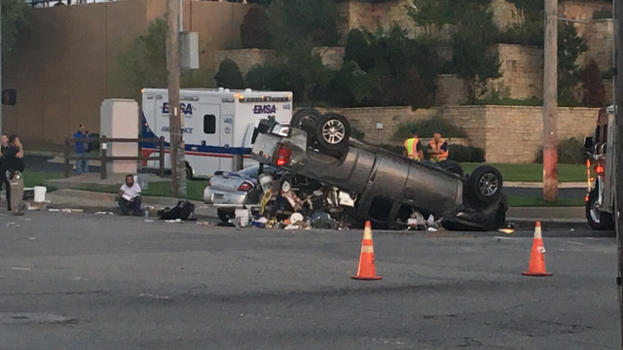 Victims identified in deadly midtown Tulsa crash