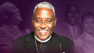 Bishop J Delano Ellis