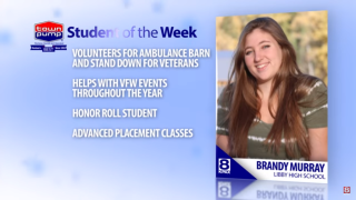 Student of the Week; Brandy Murray