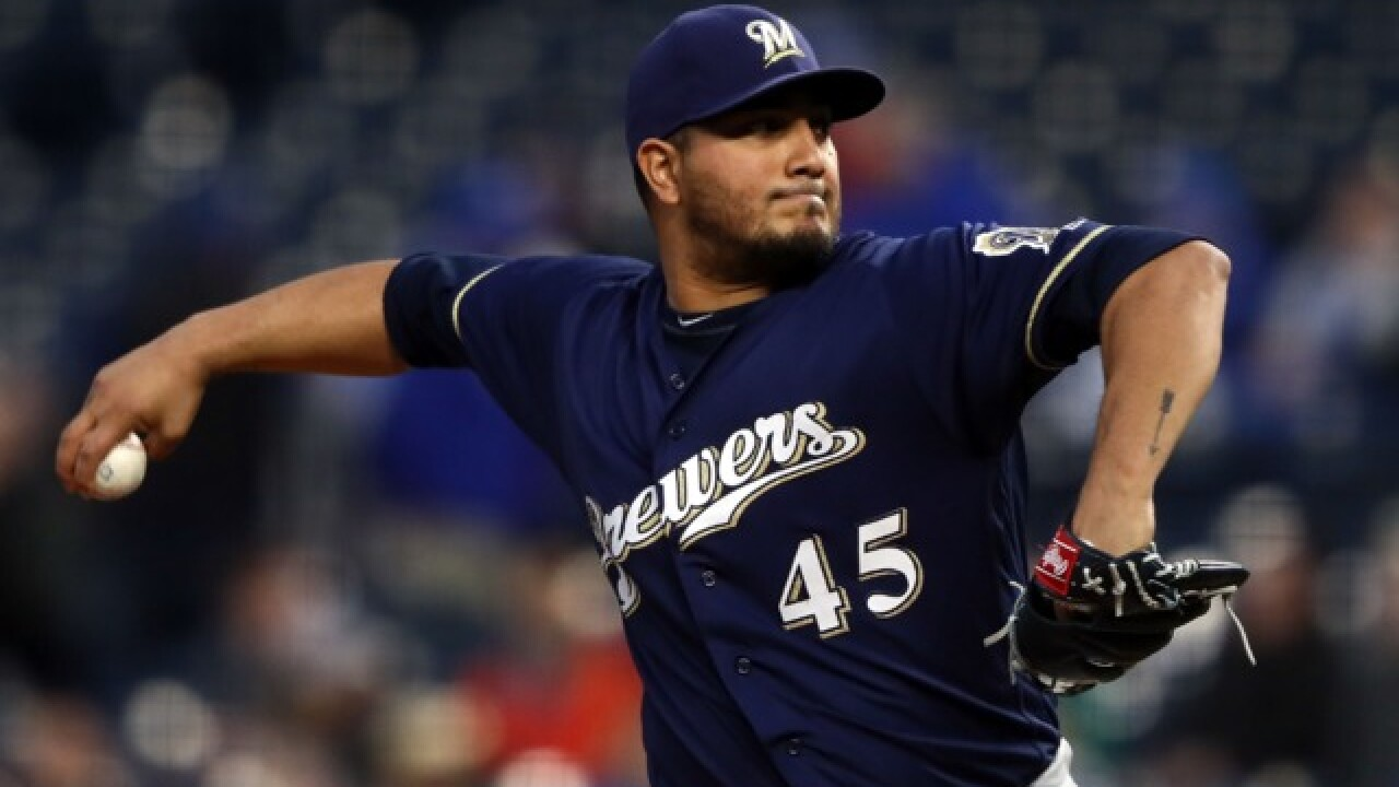 Brewers free agent pitcher penny pinching paying off