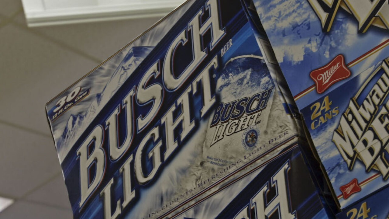 Wedding postponed due to COVID-19? Busch wants to make it up to you with free beer for a year.
