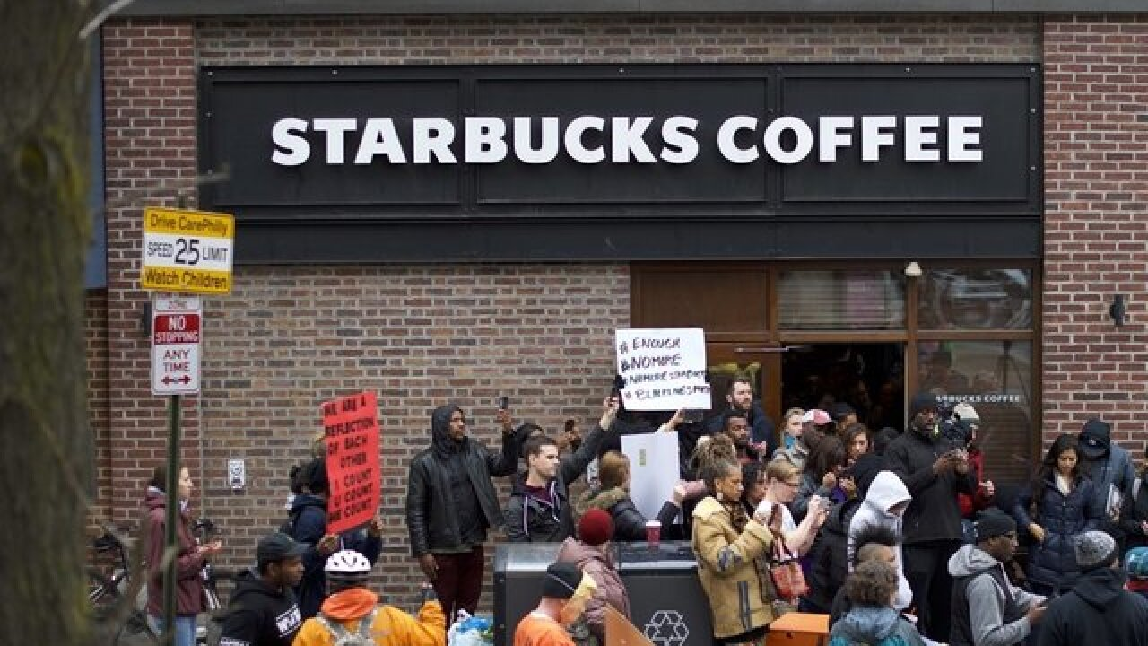Starbucks changes customer bathroom policy