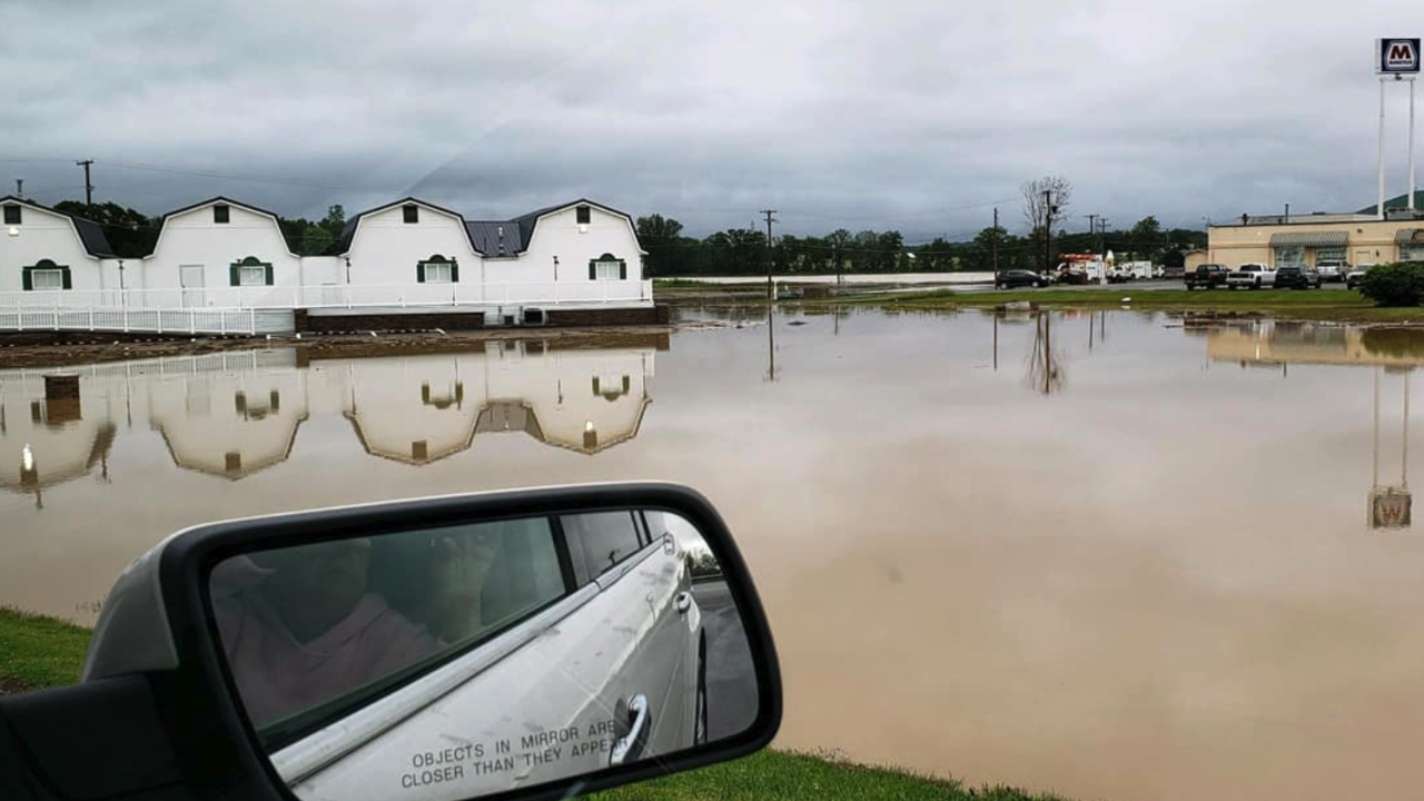 Photos: Ohio's crazy 24 hours of rain, flooding, an earthquake and two tornadoes