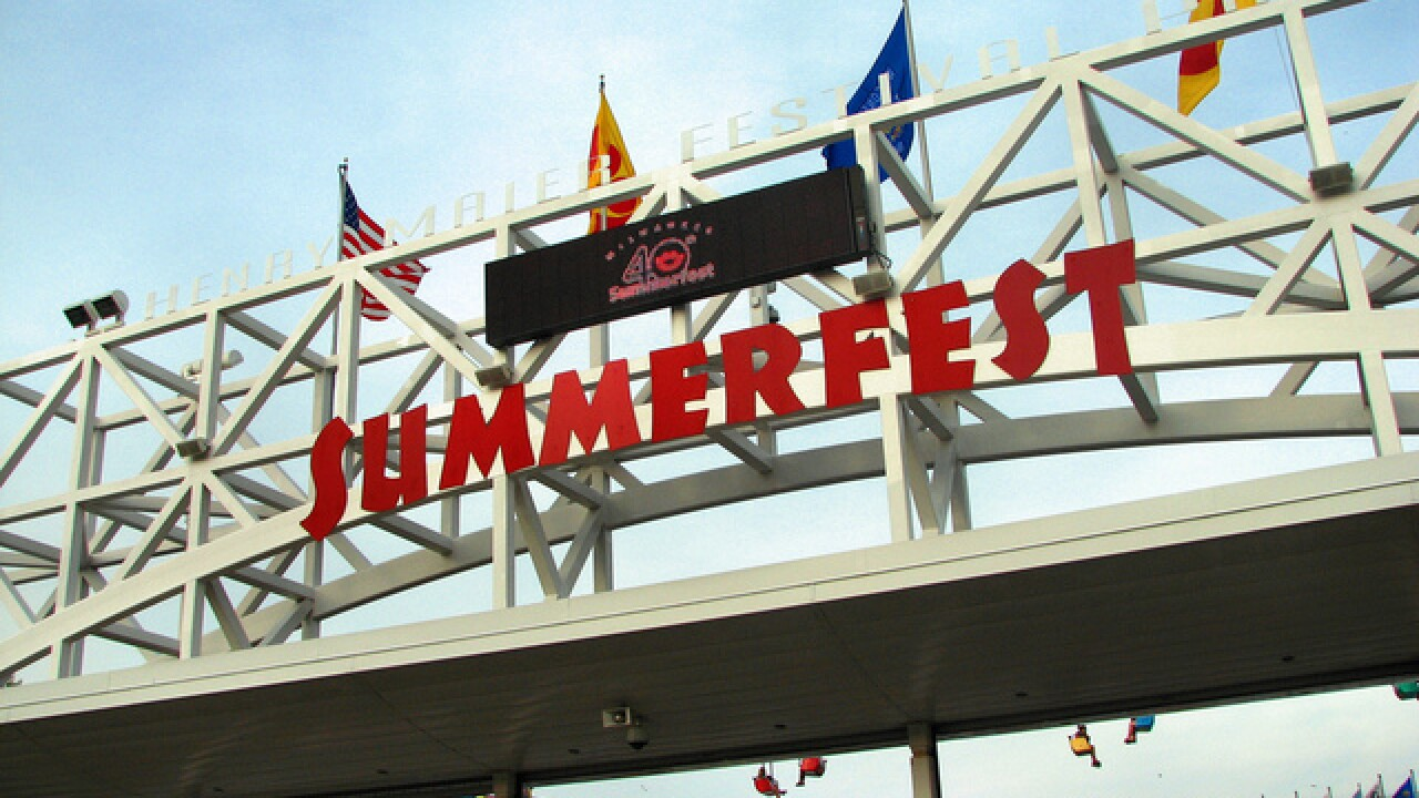 Summerfest brings back Throwback Thursday promotion