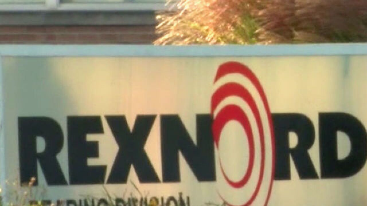 Rexnord's Indianapolis plant closing delayed until September