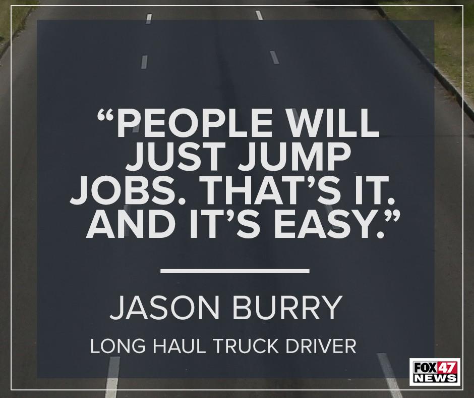 Jason Burry on the pervasiveness of job jumping