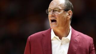 La Lafayette Tennessee Basketball Cajuns Bob Marlin