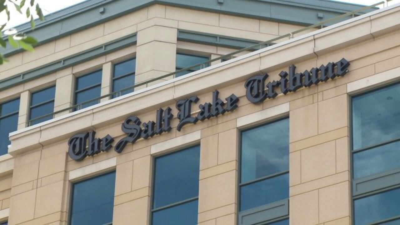 Salt Lake Tribune becomes non-profit news organization
