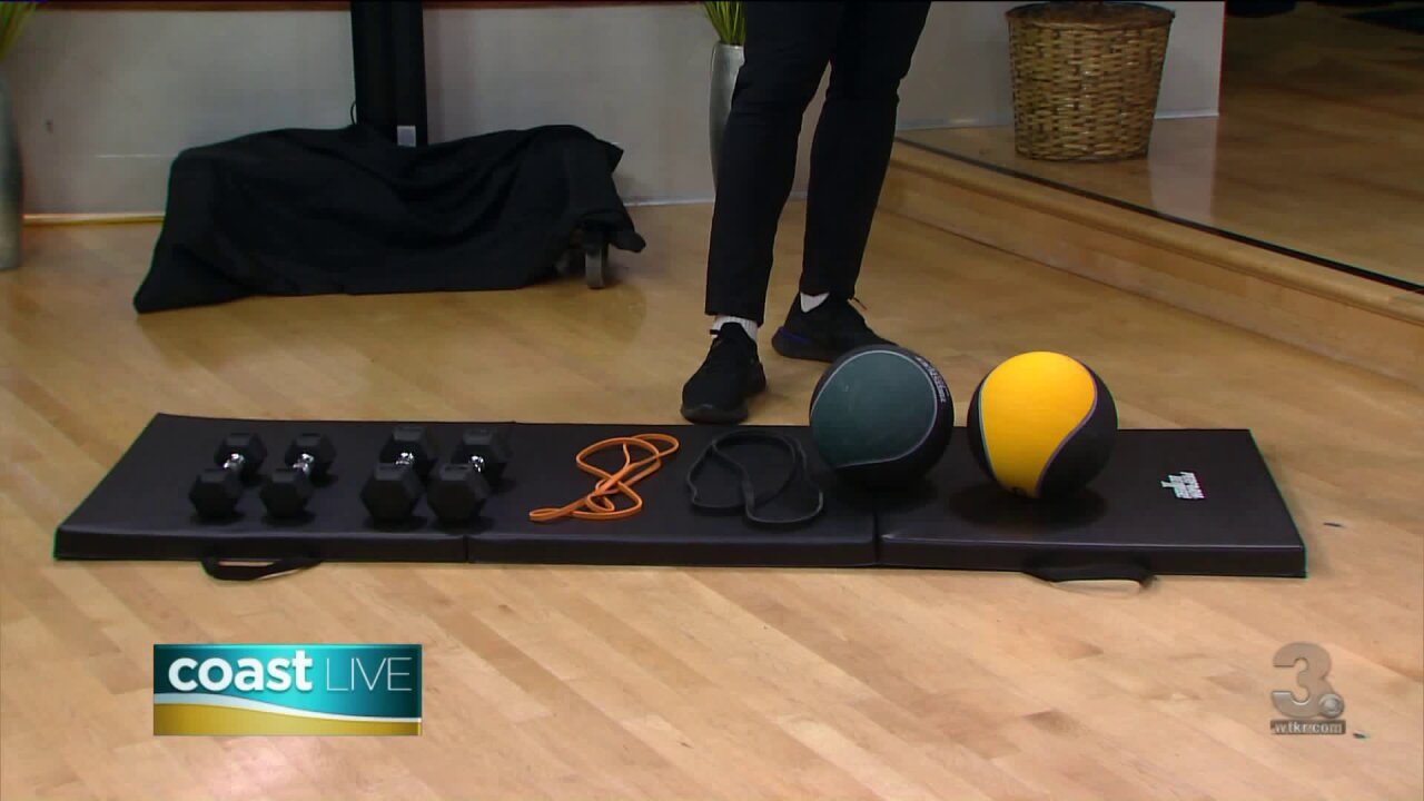 Easy exercises to help kick off the new year on Coast Live