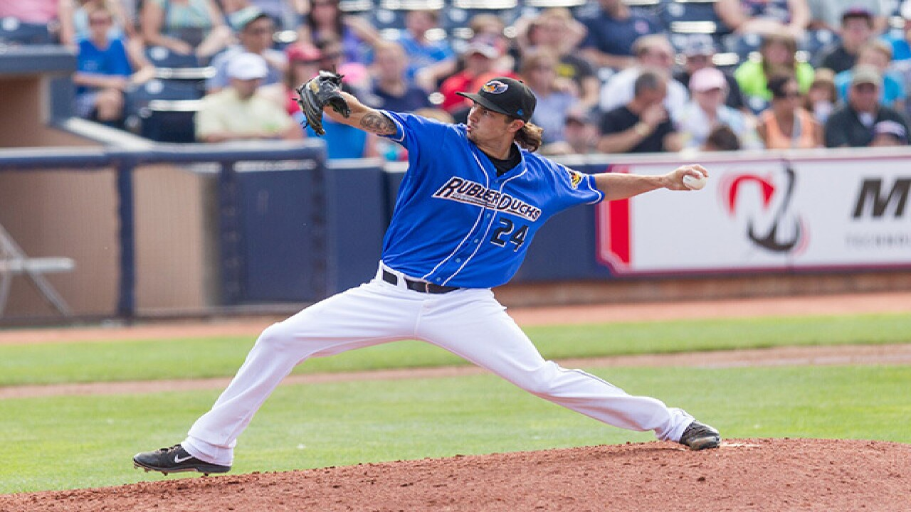 Indians road to World Series goes through AA Akron Aeros and