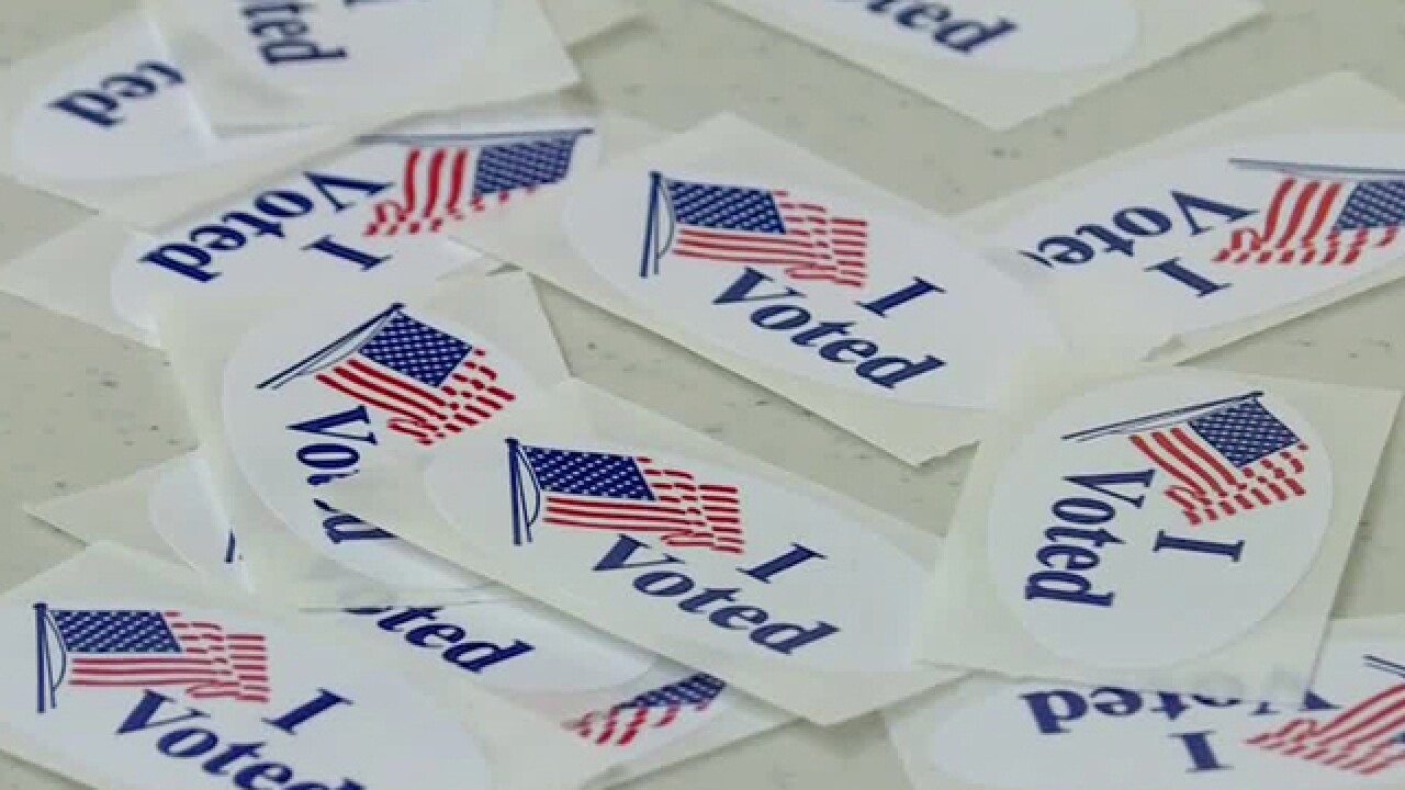 Midterm election: Today last day to early vote
