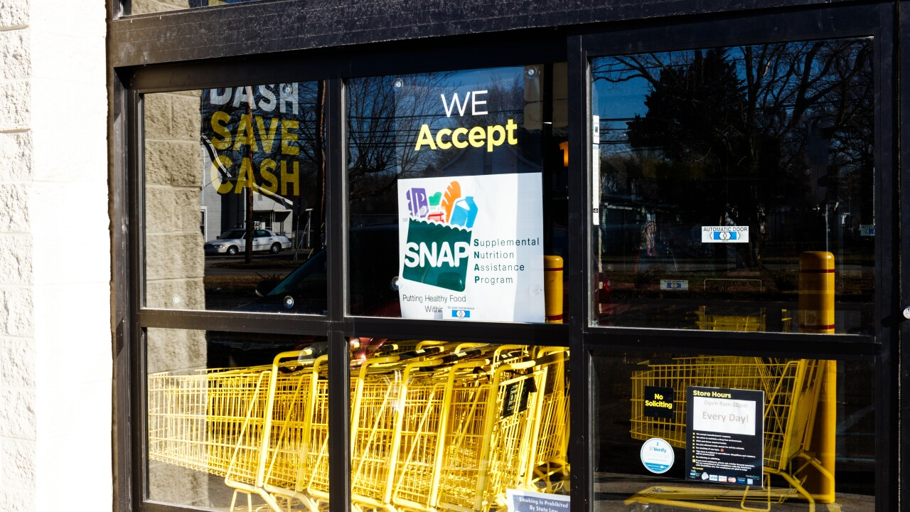 Virginia made mistakes processing food stamp applications and will now pay for it
