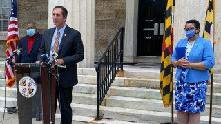 Baltimore County to require vaccinations or weekly COVID-19 testing for government workers