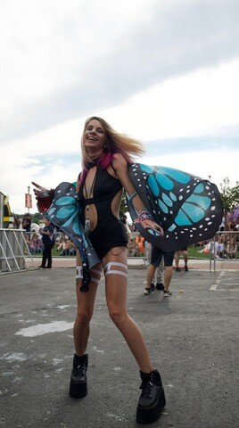Ravers do it again at Global Dance Festival Denver 2017 Day 2