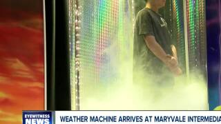 Weather Machine visits Maryvale Internediate