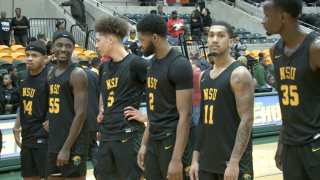 Norfolk State men's hoops remains undefeated in conference play, beats Florida A&M 95-67