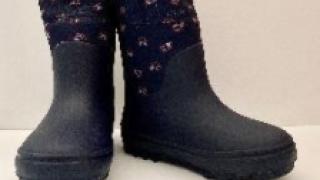 Target recalling toddler boots due to choking hazard