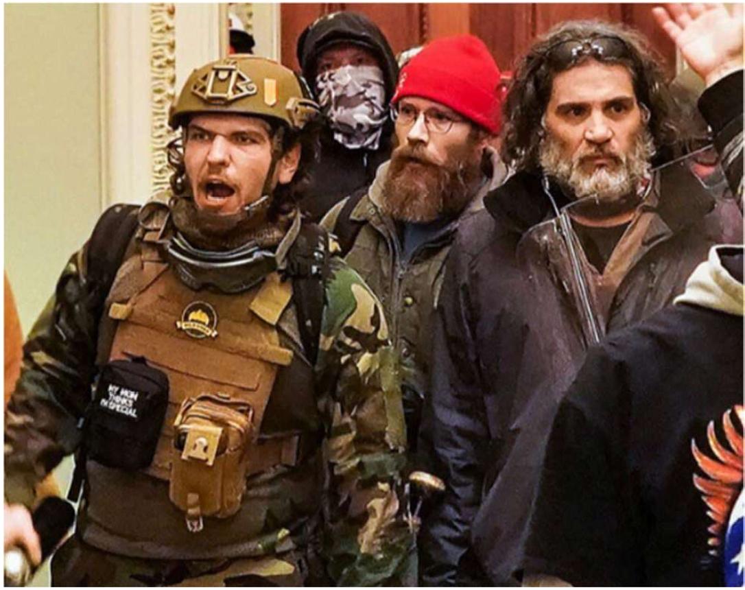 Robert Gieswein_Capitol riots 4