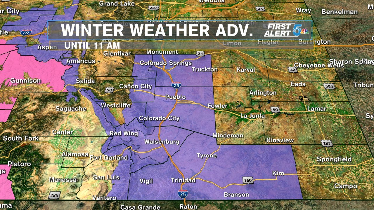 Blog: Slick roads and snow impacts commutes