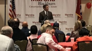 Lee, Blackburn hold joint event in Franklin