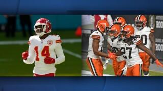 Sammy Watkins Browns comments
