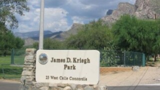 Oro Valley to begin improvements at James D. Kriegh Park late August