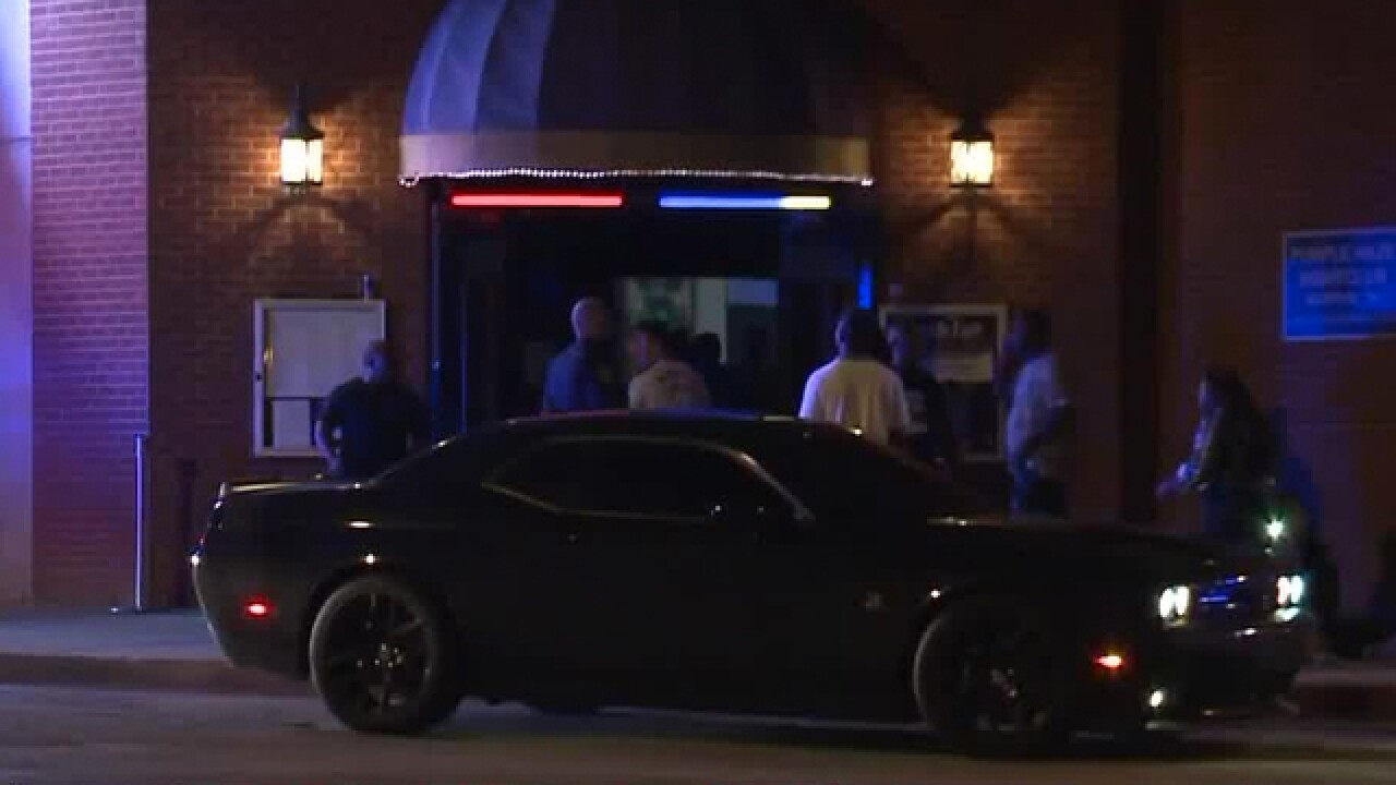 5 Hurt In Memphis Nightclub Shooting