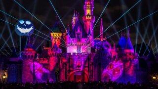 Halloween Time at the Disneyland Resort - ÒHalloween ScreamsÓ