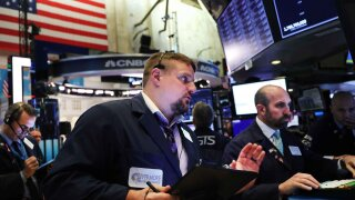 Stock markets plunge in early trading Thursday, continuing week-long trend