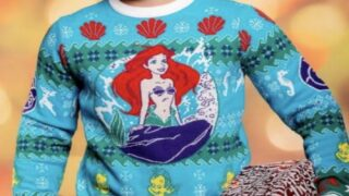 You'll Have A Hard Time Choosing Just One Of These Ugly Disney Holiday Sweaters