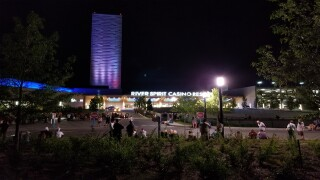 River Spirit Casino Evacuated for Bomb Threat