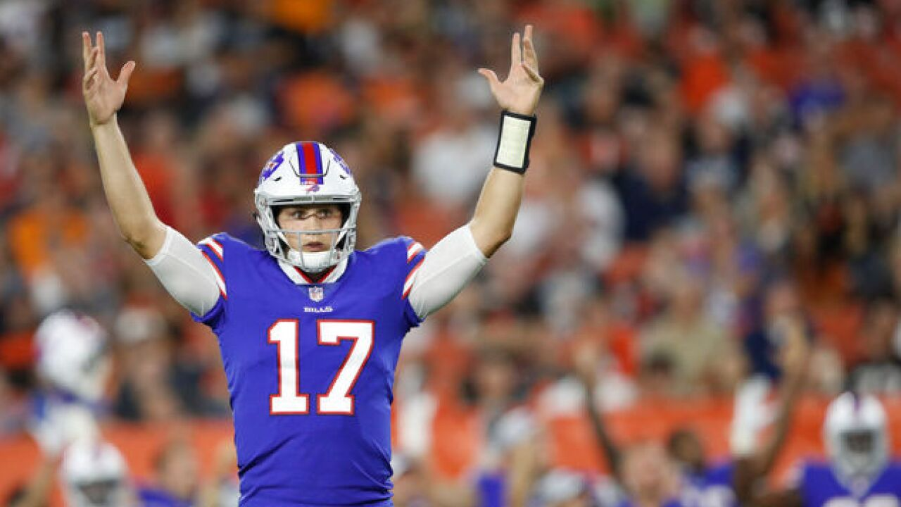 Students want Buffalo Bills QB Josh Allen to read with them
