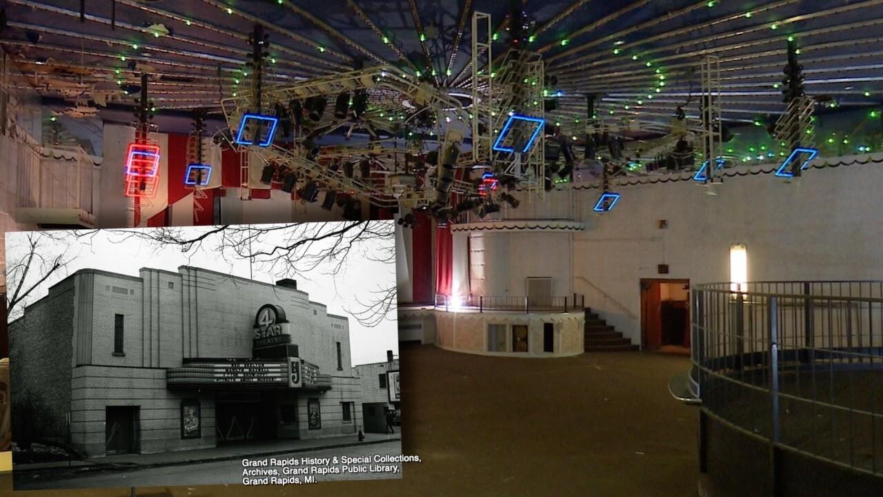 former 4 start theater