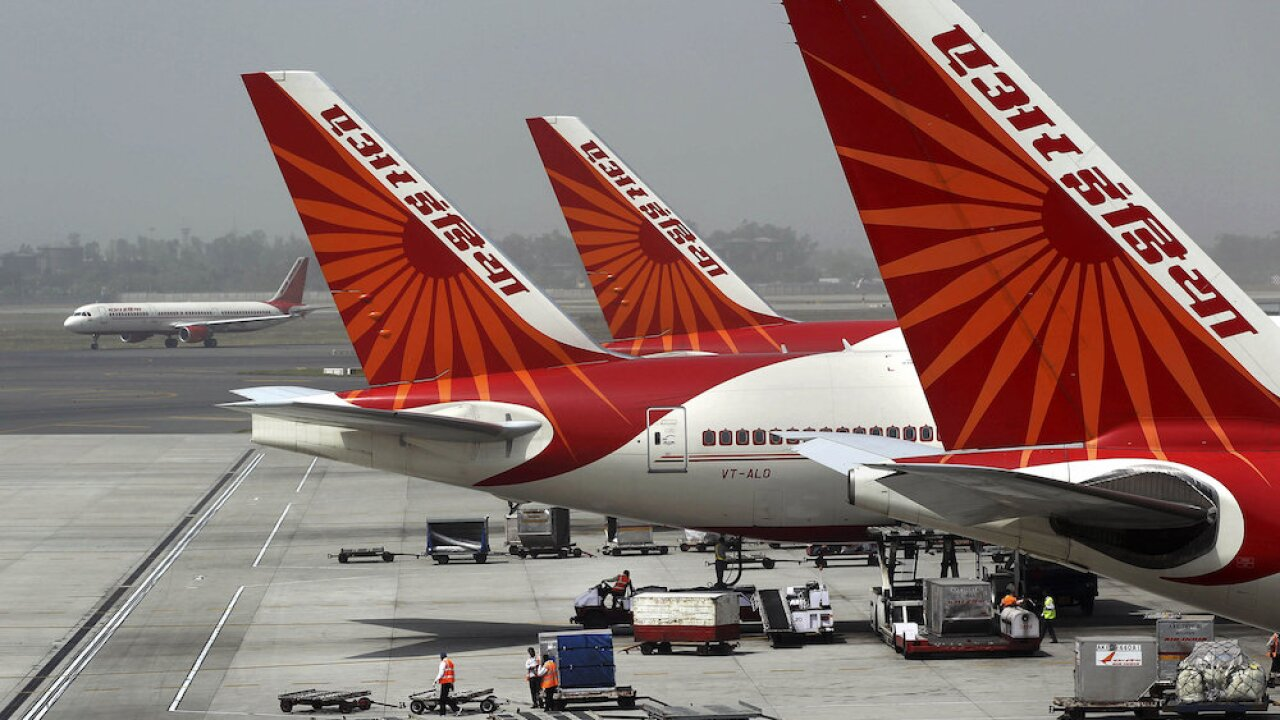 23 passengers on Air India flight from New Delhi to Wuhan test positive for COVID, reports say