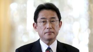 Fumio Kishida Japan presumptive Prime Minister