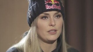 Lindsey Vonn responds to hate tweets: 'I sleep well at night'