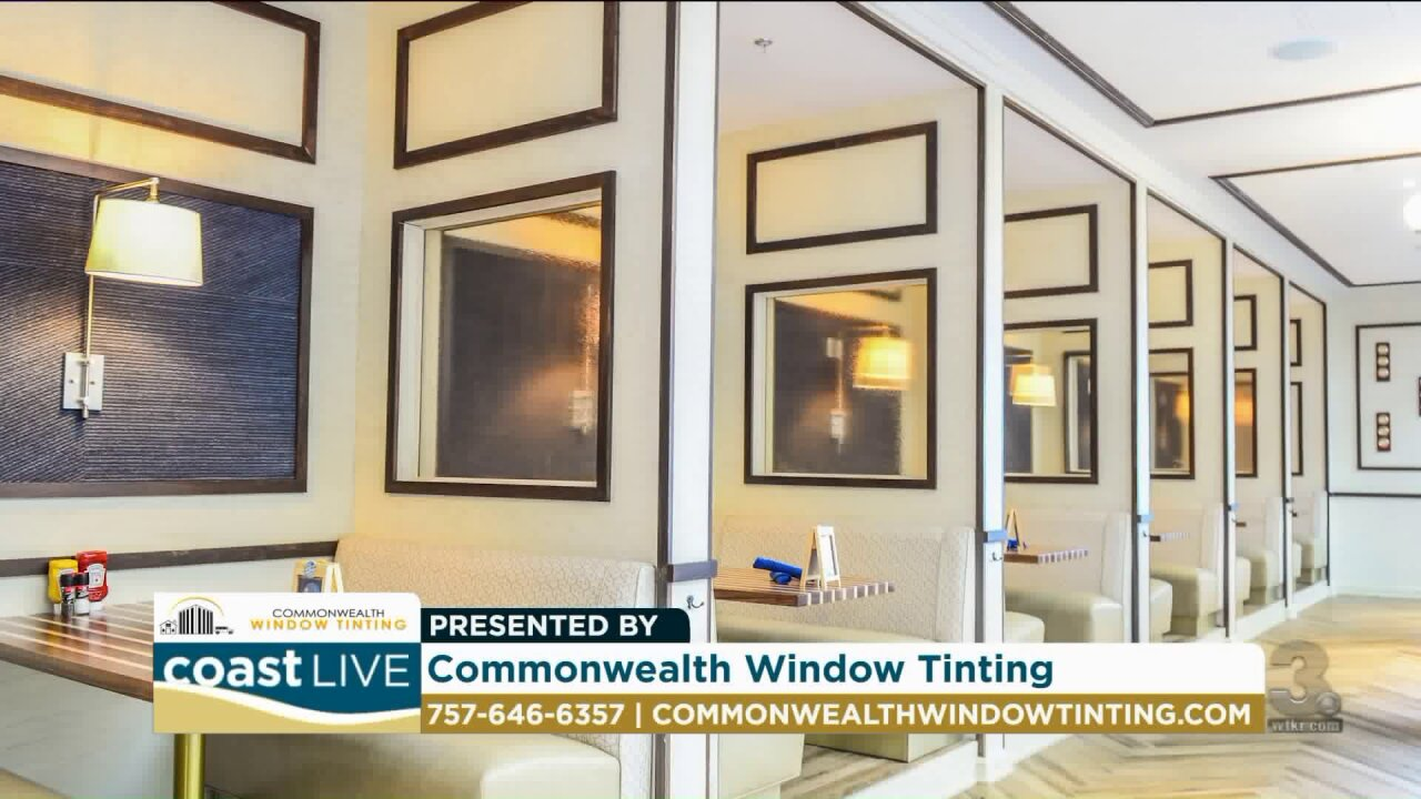 Learning about the benefits of window tinting on CoastLive