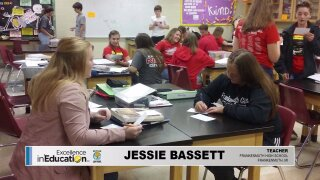 Excellence in Education – Jessie Bassett