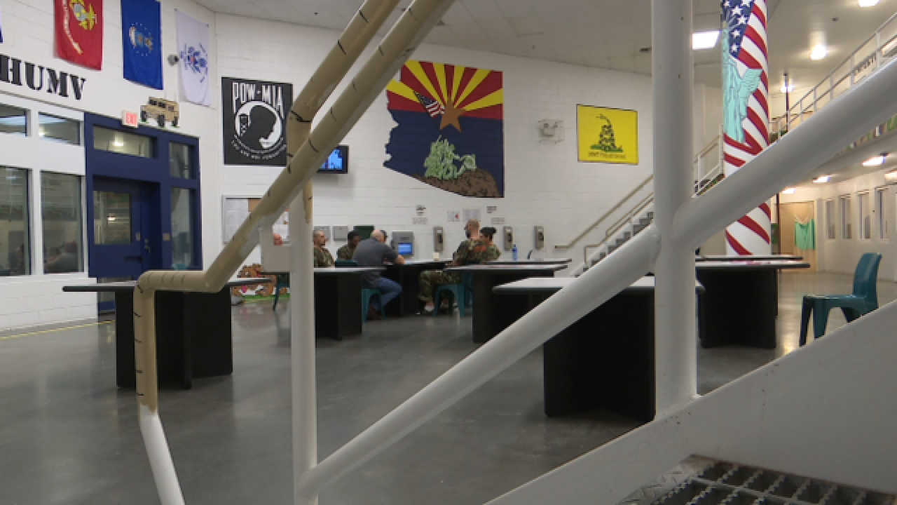 Pinal County program helps veterans in jail