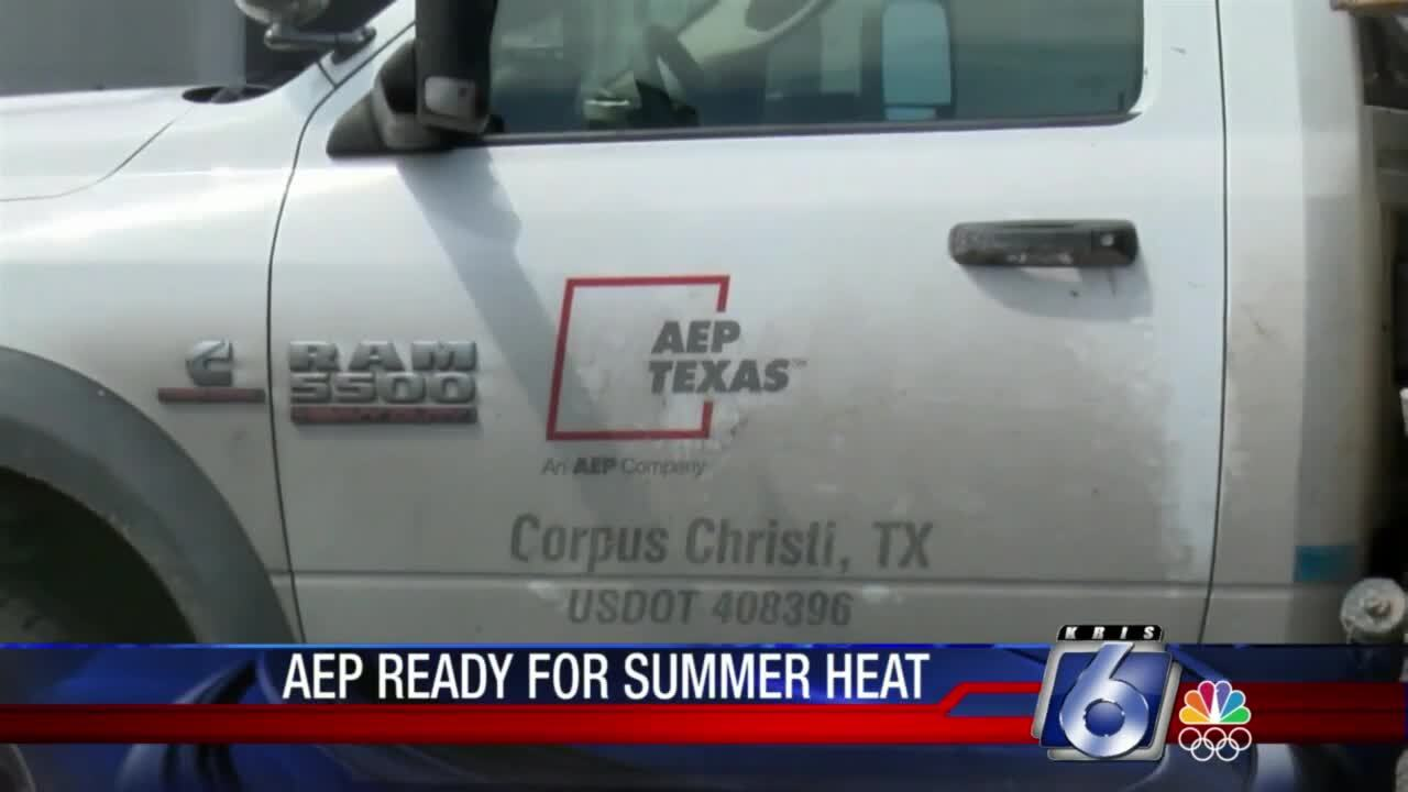 AEP says its ready for summer heat
